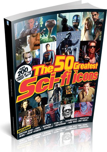 9781909372825: The 50 Greatest Sci-fi Icons