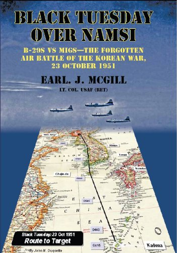 9781909384385: Black Tuesday Over Namsi: B-29s vs MiGs - The Forgotten Air Battle of the Korean War, 23 October 1951
