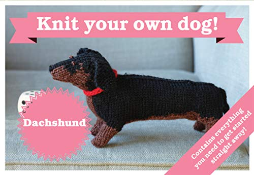 9781909397361: Best in Show: Dachshund Kit: Knit Your Own Dog