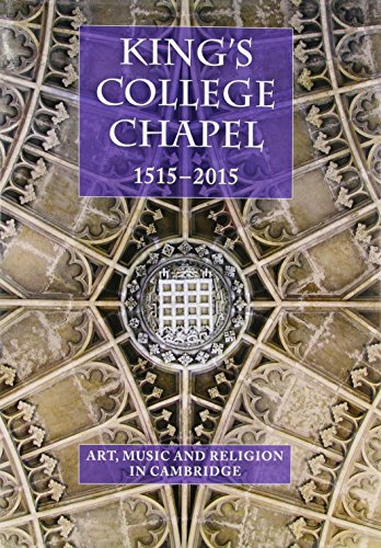 King's College Chapel 1515-2015: Massing, Jean Michel