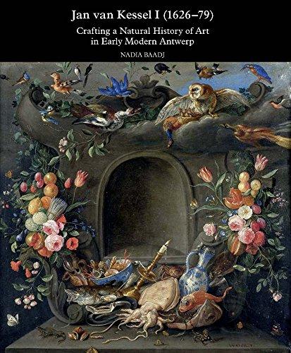 9781909400238: Jan van Kessel I (1626-79): Crafting a Natural History of Art in Early Modern Antwerp