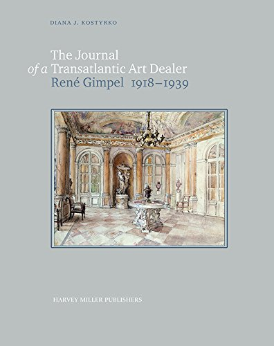 9781909400511: The Journal of a Transatlantic Art Dealer: René Gimpel (1918-1939) (Collectors and Dealers) (English and French Edition)
