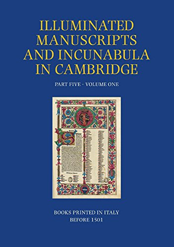 A Catalogue of Western Book Illumination in the Fitzwilliam Museum and the Cambridge Colleges. Part...