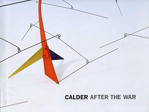 9781909406032: Calder After the War
