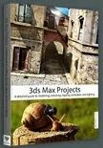 3DS Max Projects: A Detailed Guide to Modeling, Texturing, Rigging, Animation and Lighting (...
