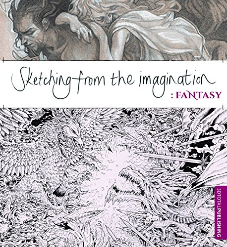 9781909414129: Sketching from the Imagination: Fantasy