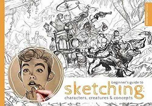 9781909414235: Beginner's Guide to Sketching