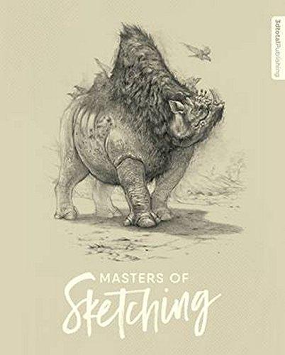 9781909414389: Masters of Sketching