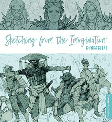 9781909414396: Sketching from the Imagination: Characters