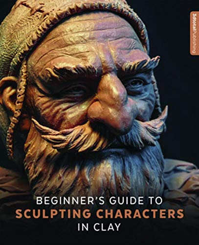 9781909414402: Beginner's Guide to Sculpting Characters in Clay