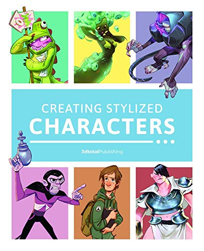 9781909414747: Creating Stylized Characters