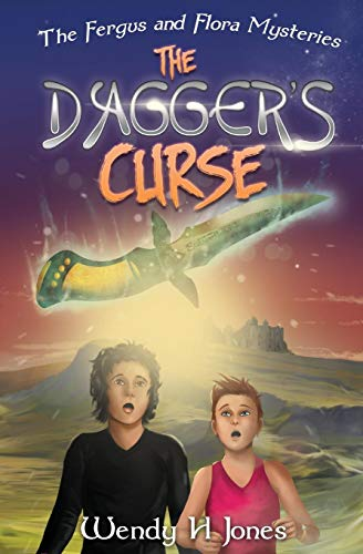 The Daggers Curse (The Fergus and Flora: Jones, Wendy H.