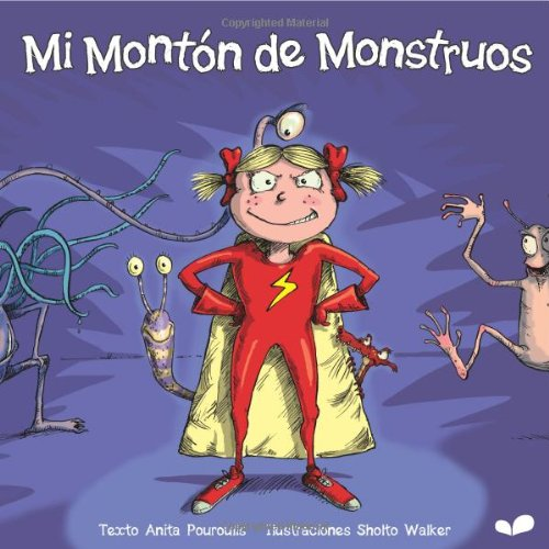 9781909428140: Mi Monton de Monstruos (My Monster Mayhem) (Spanish Edition)