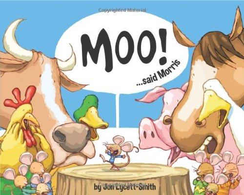 9781909428164: Moo! Said Morris