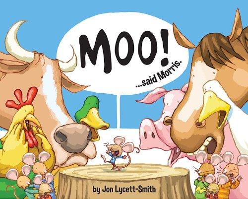9781909428171: Moo! Said Morris