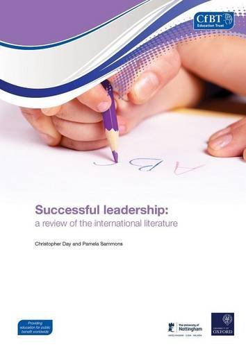 9781909437272: Successful Leadership: A Review of the International Literature