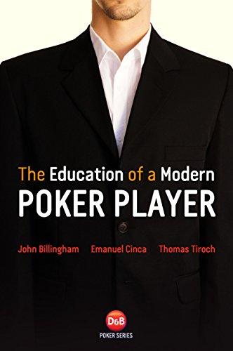 9781909457119: Education of a Modern Poker Player (D & B)