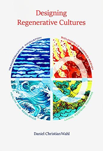 Designing Regenerative Cultures (Paperback): Daniel Christian Wahl