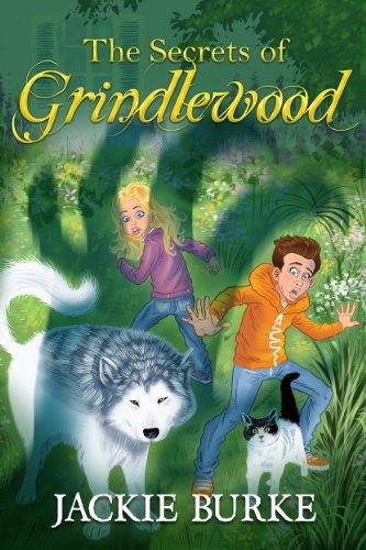 9781909483125: The Secrets of Grindlewood (Book 1, The Grindlewood Series)