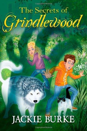 9781909483156: The Secrets of Grindlewood (The Grindlewood) (Volume 1)