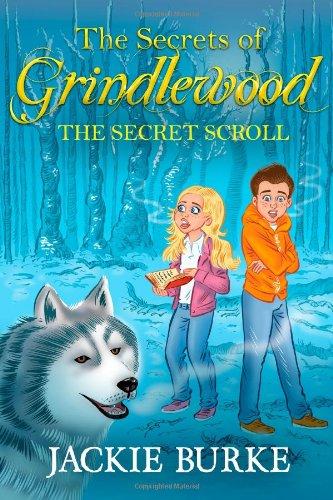 9781909483538: The Secrets of Grindlewood: The Secret Scroll Book 2