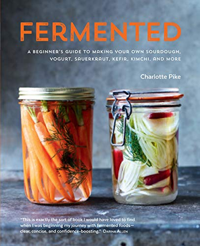 9781909487376: Fermented: A Beginner's Guide to Making Your Own Sourdough, Yogurt, Sauerkraut, Kefir, Kimchi and More