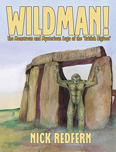 Wildman! (9781909488045) by Redfern, Nick