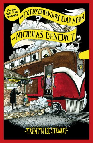 9781909489349: The Extraordinary Education of Nicholas Benedict (Mysterious Benedict Society)