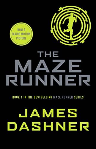 9781909489400: The Maze Runner (Maze Runner Series Book 1): now a major motion picture