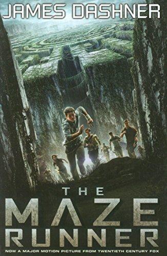 9781909489448: The Maze Runner: okładka filmowa: 1 (Maze Runner Series)