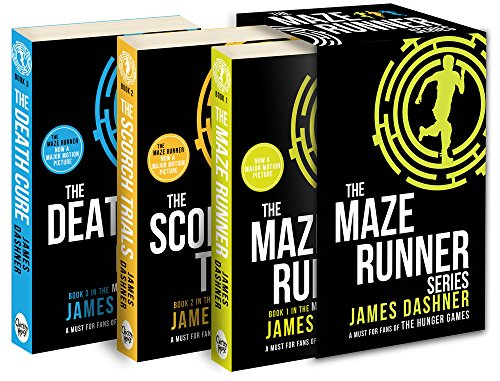 9781909489714: Classic Box Set (Maze Runner Series)