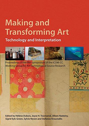 9781909492165: Making and Transforming Art: Technology and Interpretation