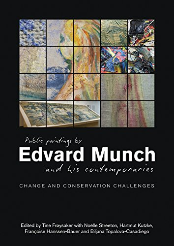9781909492387: Public Paintings of Edvard Munch and his Contemporaries: Changes. Conservation. Challenges.
