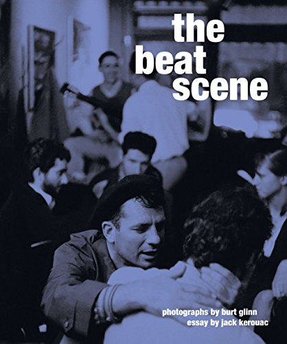 9781909526266: Beat Scene, The: Photographs by Burt Glinn