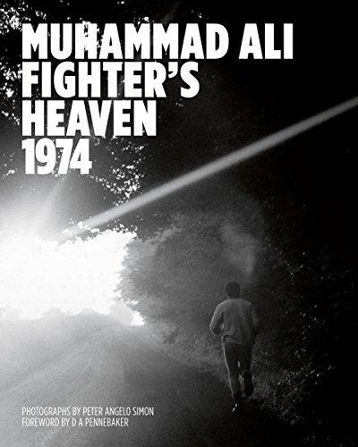 Muhammad Ali: Fighter's Heaven 1974 (Hardcover): Peter Angelo Simon