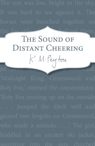 9781909531093: The Sound Of Distant Cheering