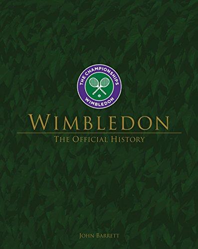 Wimbledon: The Official History: Barrett, John