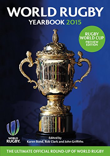 The World Rugby Yearbook 2015 (Paperback)
