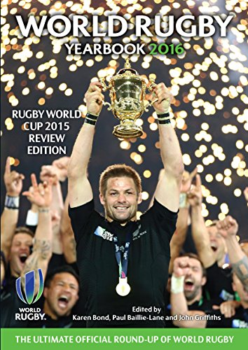World Rugby Yearbook 2016