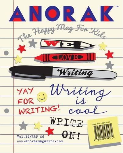 9781909539174: Anorak: Writing Vol. 28 (The Happy Mag for Kids)