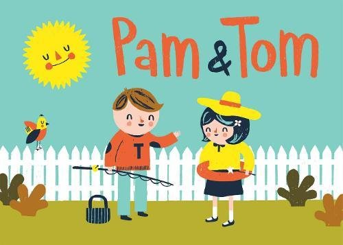9781909539266: Pam & Tom: Vol 1: The Colouring Book