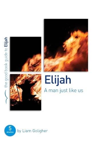 9781909559240: Elijah: A man just like us