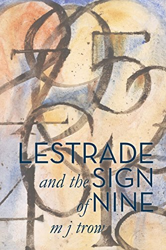 Lestrade and the Sign of Nine (Paperback): M. J. Trow