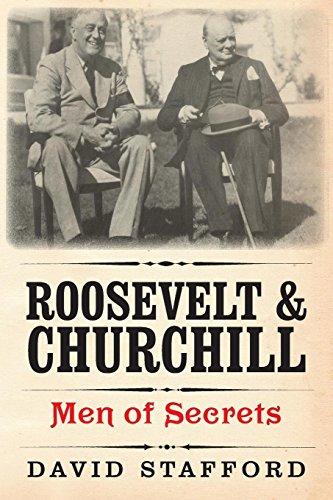 9781909609983: Roosevelt and Churchill: Men of Secrets