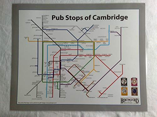 9781909617230: Pub Stops of Cambridge
