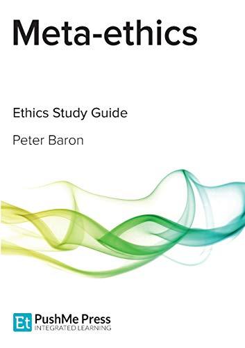 9781909618220: Meta-Ethics