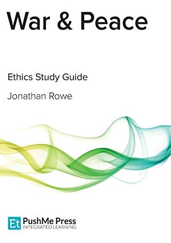 War and Peace: Rowe, Jonathan; Jonathan Rowe