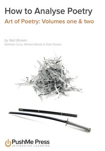 9781909618855: How to Analyse Poetry Bundle: v. 1 & 2: The Art of Poetry