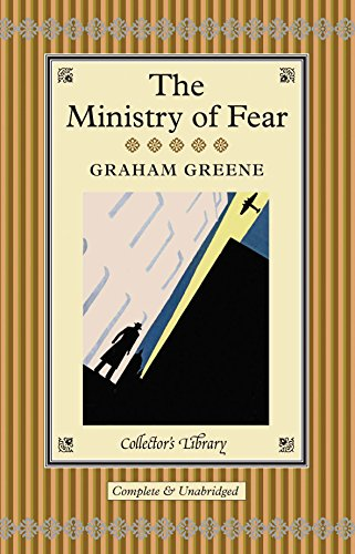 9781909621091: The Ministry of Fear (Collectors Library)