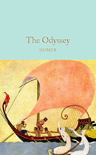 9781909621459: The Odyssey (Macmillan Collector's Library)